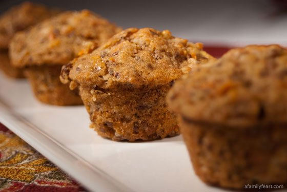 Morning Glory Muffin Bread Recipes — Dishmaps