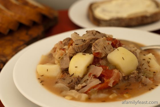 kapusta polish cabbage soup
