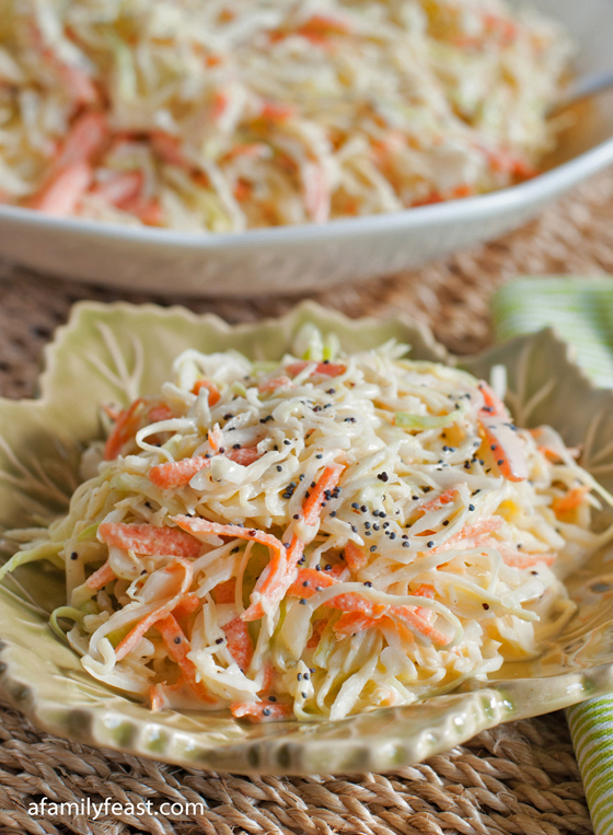 Coleslaw - A Family Feast