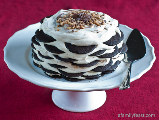 Nabisco Chocolate Wafer Icebox Cake Recipe