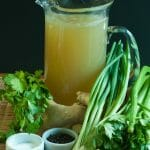 Asian Chicken Stock