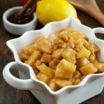 Apple Pear Compote