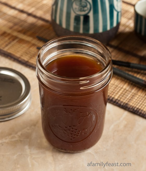 It's easy to make homemade sweet and sour sauce. See our easy recipe!
