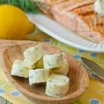 Lemon Dill Compound Butter