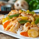 Sweet and Sour Shrimp Stir-Fry - A Family Feast