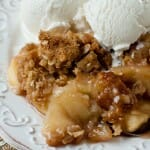 Apple Crisp - A Family Feast