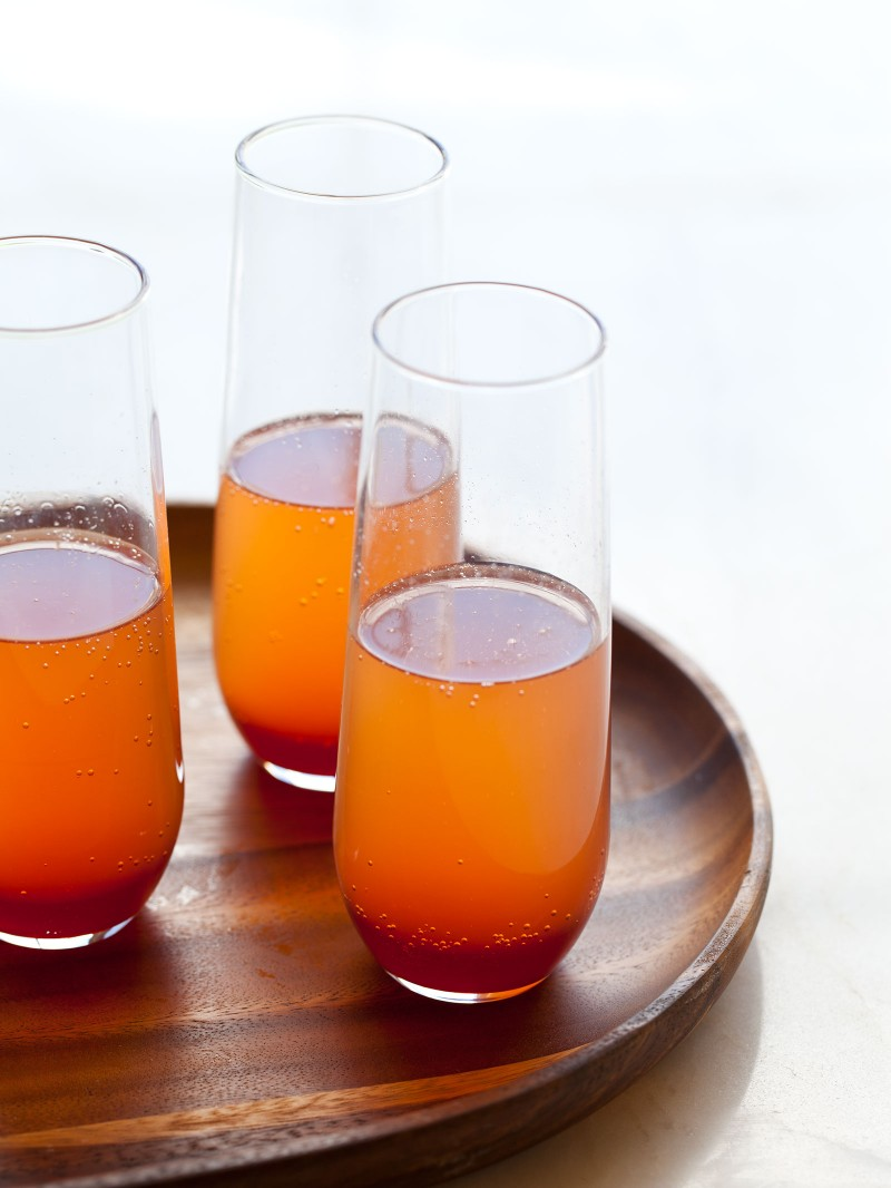 30 amazing and fun holiday cocktails a family feast for Cocktail orange