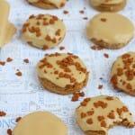 Iced Gingerbread Cookies {Virtual Cookie Exchange}
