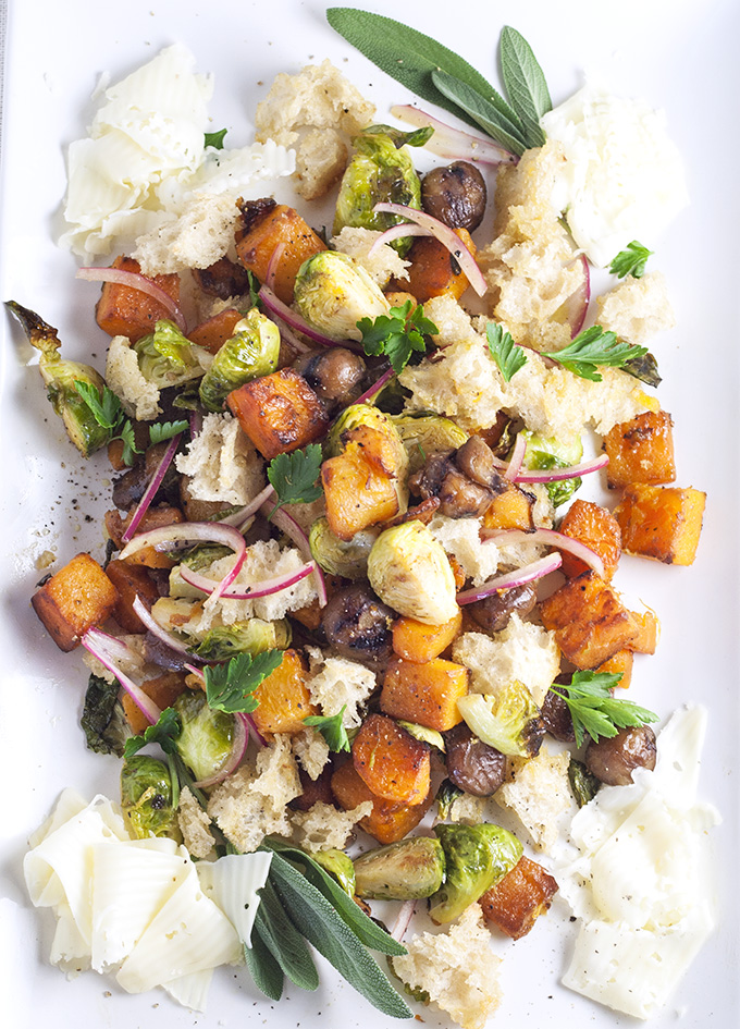 Winter Panzanella - 20 Sensational Healthy Recipes