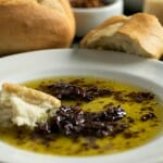 Olive Dipping Sauce - A Family Feast