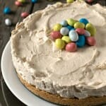 Malted Mousse Cake