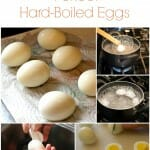 Sunday Cooking Lesson: Perfect Hard-Boiled Eggs