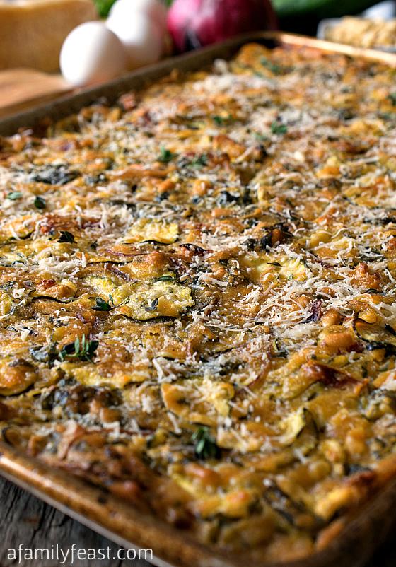 Scarpaccia - A Family Feast