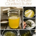 Sunday Cooking Lesson: Clarified Butter