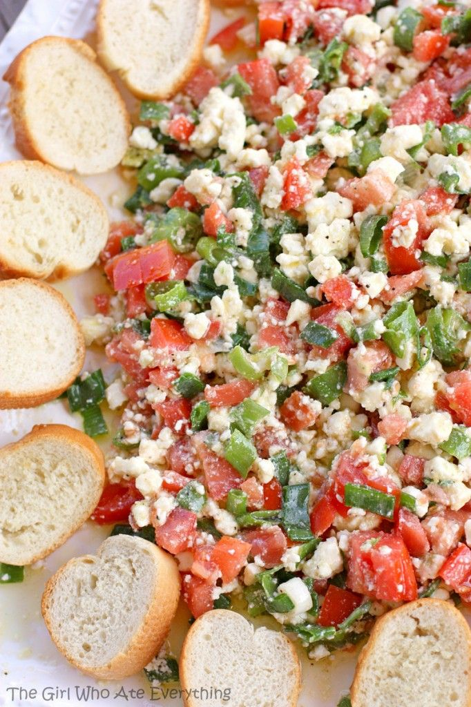 Easy Feta Dip - 30+ Recipes for Your Garden Tomatoes