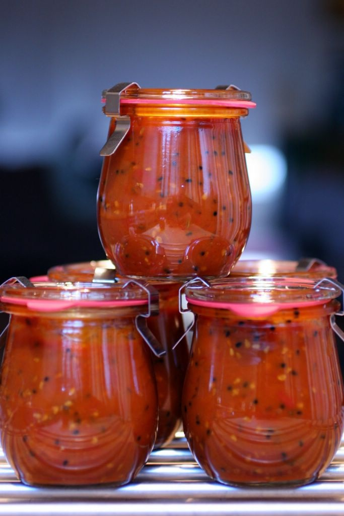 Spicy Tomato Chutney - 30+ Recipes for Your Garden Tomatoes