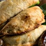 Sausage and Apple Empanadas
