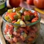 Tomato Pickle Mix - A Family Feast