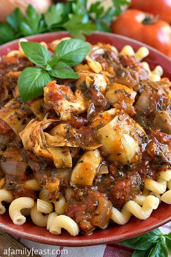 Pasta Sauce Raphael - A Family Feast