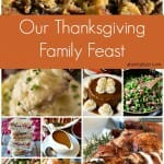 Our Thanksgiving Family Feast