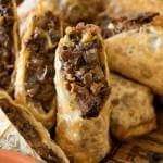 Cheesesteak Egg Rolls PLUS a Certified Angus Beef & Le Creuset Giveaway {closed}