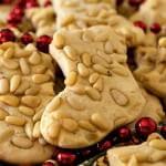 Christmas Cornmeal Cookies
