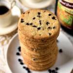 Crispy Zaletti Cookies - A Family Feast