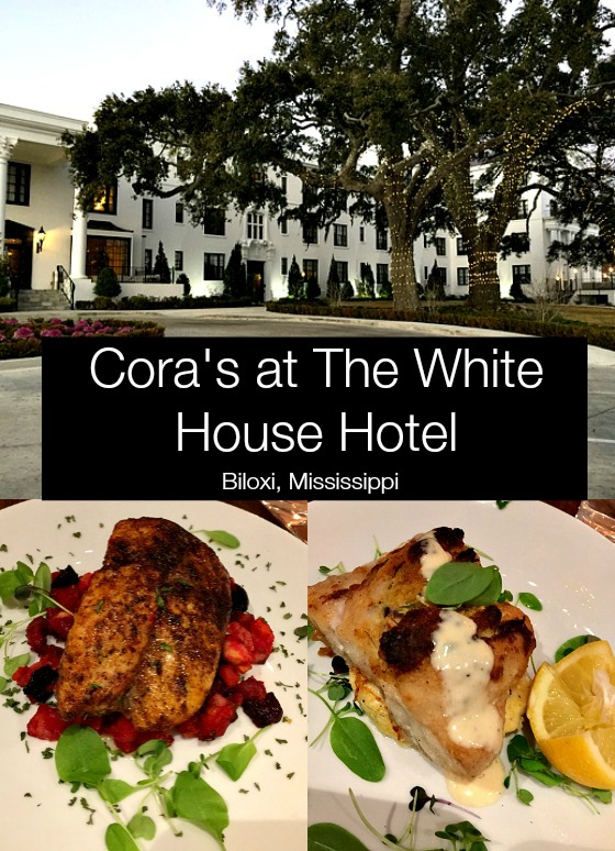Cora's at The White House Hotel - A Family Feast
