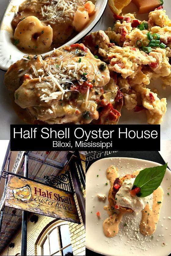 Half Shell Oyster House - A Family Feast