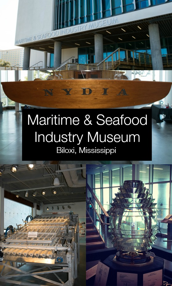 Maritime & Seafood Industry Museum - A Family Feast