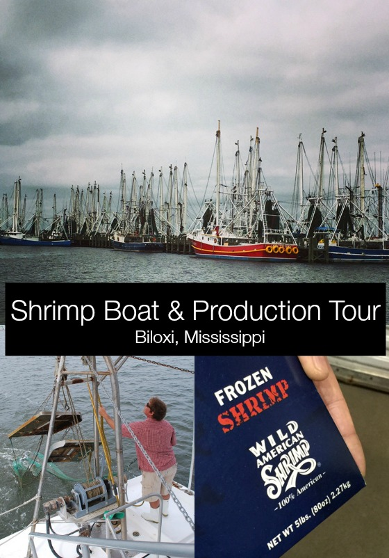Shrimp Boat and Production Tour - A Family Feast