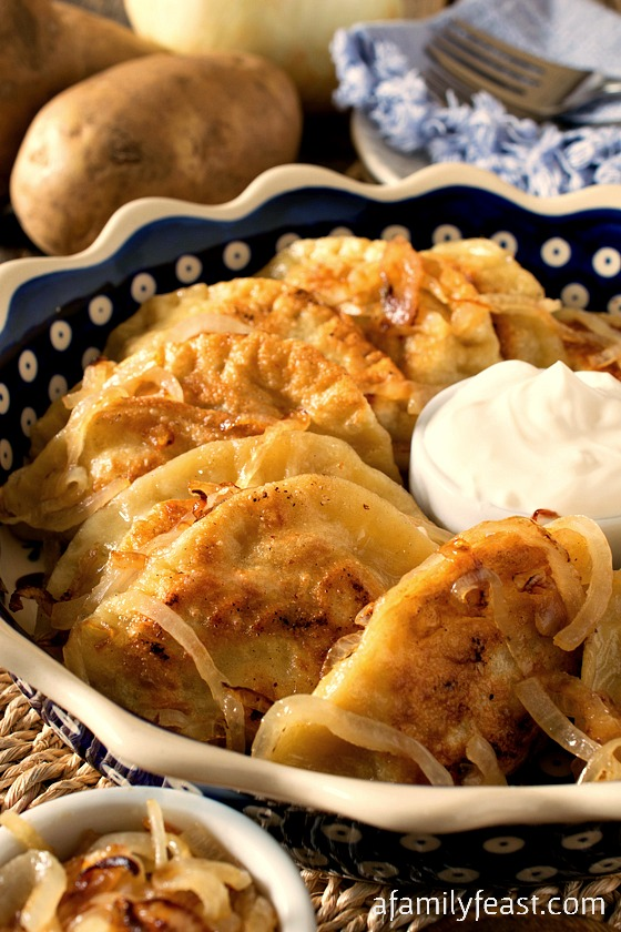 Pierogi - A Family Feast