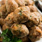 Easy Freezer Meatballs