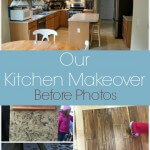 Our Kitchen Makeover: Before