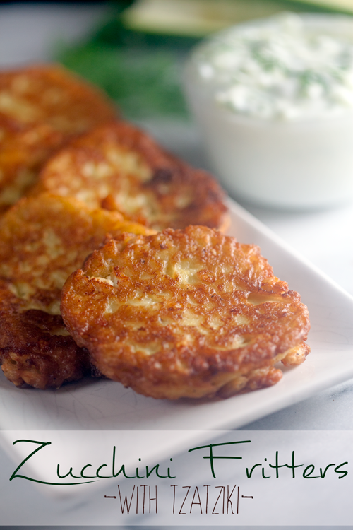 Zucchini Fritters - Over 30 delicious recipes to help you use up your bounty of garden zucchini. See the recipes on A Family Feast.