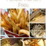 Sunday Cooking Lesson: Perfect French Fries