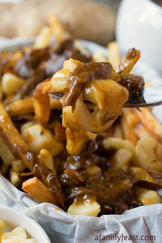 Poutine - A Family Feast