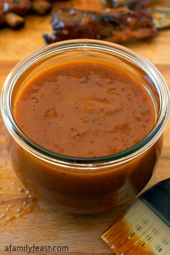 Mozelle's Barbecue Sauce - A Family Feast