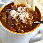 Glenn's Sweet & Spicy Slow Cooker Chili