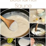 Sunday Cooking Lesson: Béchamel Sauce