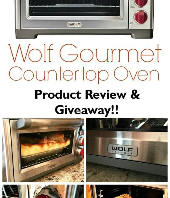 Wolf Countertop Convection Oven Reviews : Family Feast - Page 44 of 210 - Delicious Recipes for Everyday Meals ...