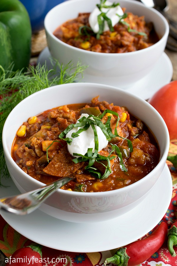 Italian Chili - A Family Feast