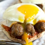 Pepper Pig Breakfast Sandwich