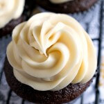 Boozy Guinness Cupcakes