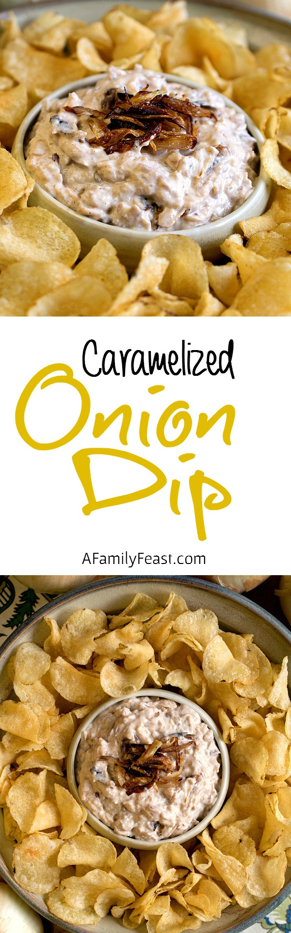 Caramelized Onion And Shallot Dip Recipes — Dishmaps