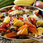 Garden Vegetable Ratatouille