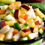 Fruit and Cucumber Salsa