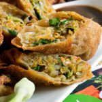 Farm Box Vegetable Egg Rolls