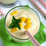 Mango Orange Lassi