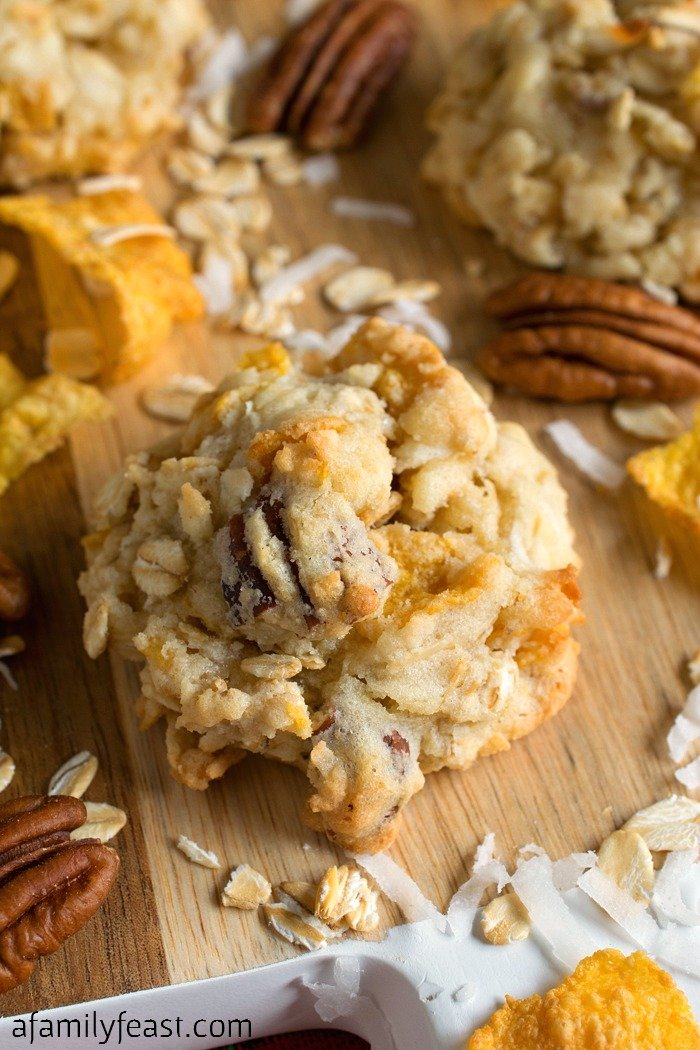 Christmas Crunchies - A Family Feast